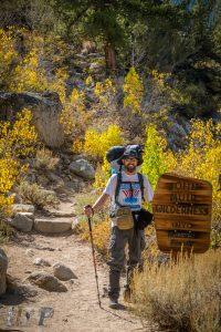 "Entering the John Muir wilderness. Photo by <a href=""http://www.crtrgrl.com"">CrtrGrl</a>."