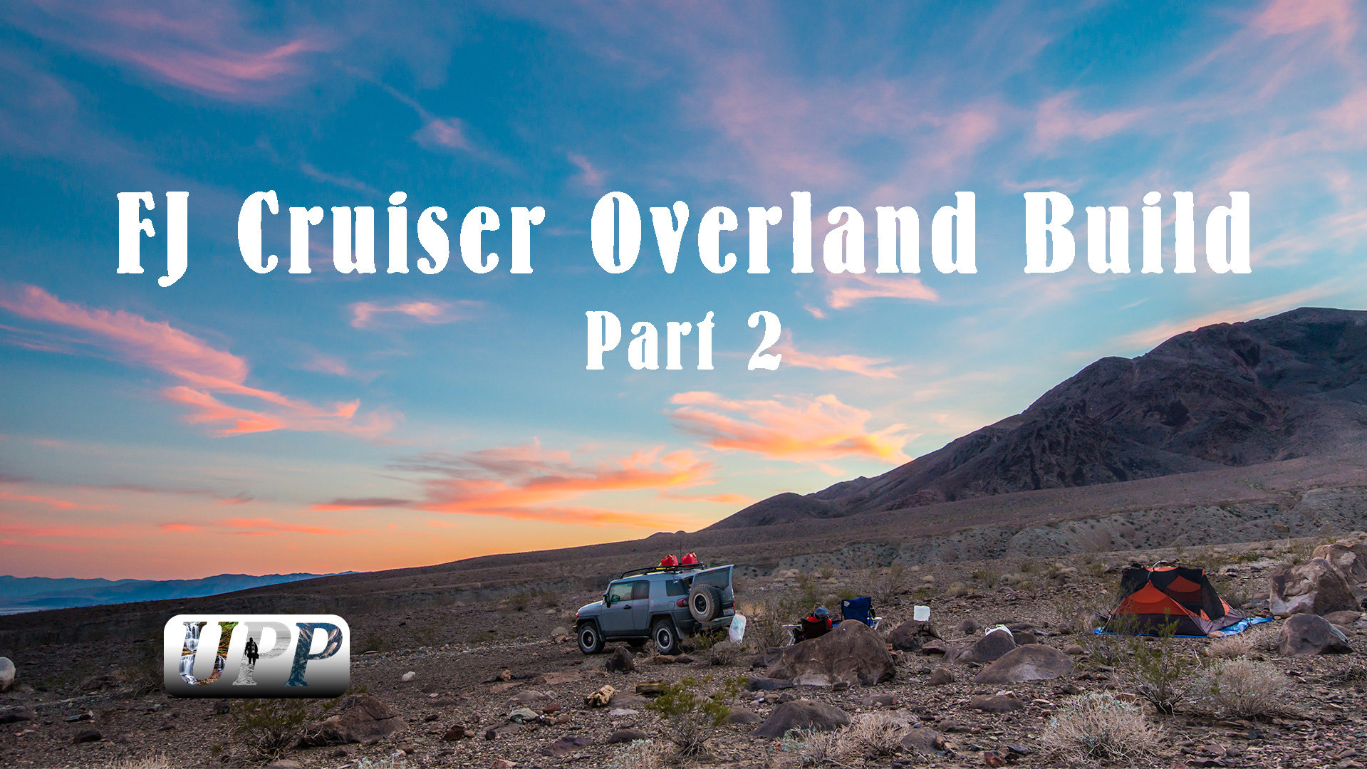 FJ Cruiser Overland Build Part 2