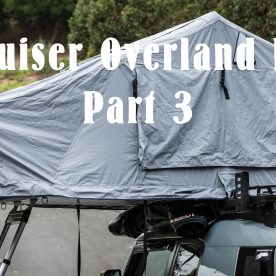 FJ Cruiser Overland Build Part 3