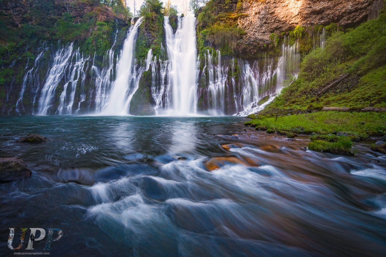 Mcarthur-Burney Falls, CA
