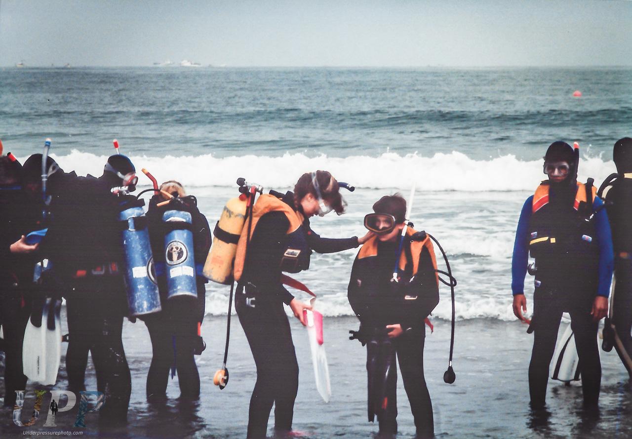 Jr Open Water Diver Class