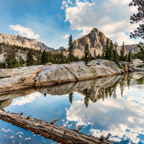 Sierra Reflections