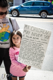 Global Climate Strike demonstration in Oceanside, CA on 9/20/2019