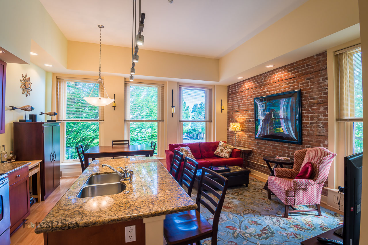 Port Townsend Real Estate Photography